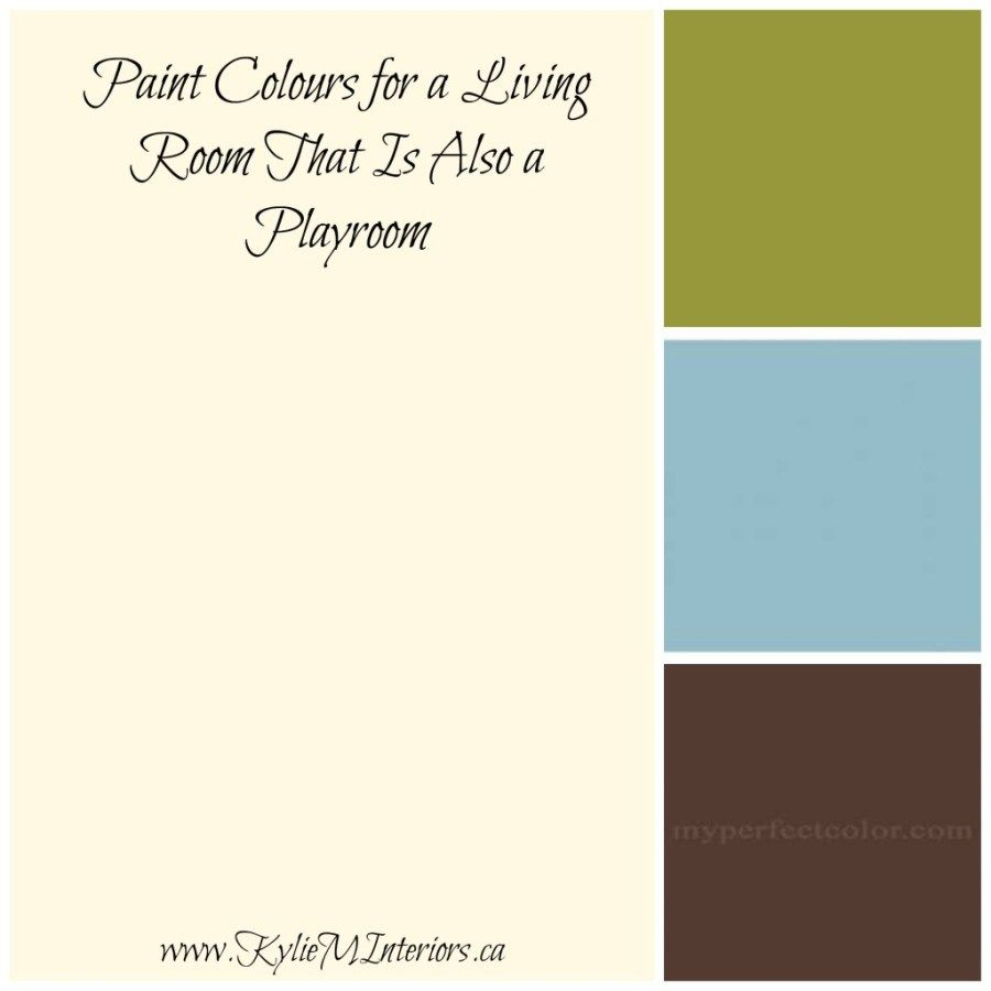 Top 5 Paint Colours For A Playroom  Family Room Benjamin
